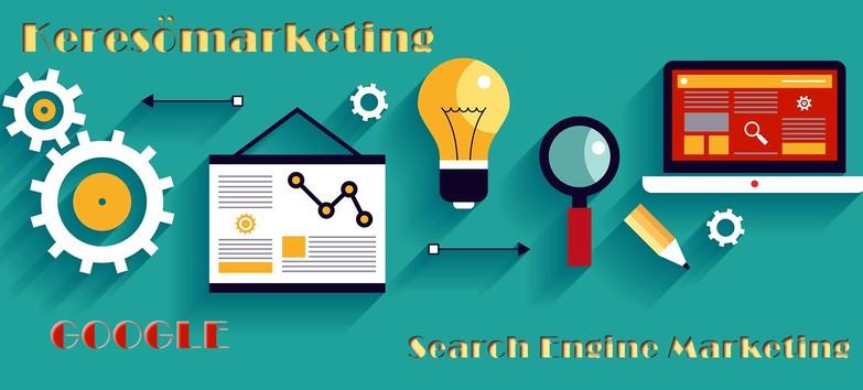 keresőmarketing - google keresőoptimalizálás